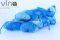 16 modrá