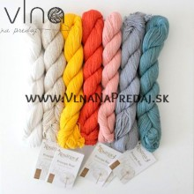 Bavlna - ľan - hodváb Principe real 50g 120m