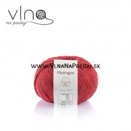 Madragoa hodváb na pletenie