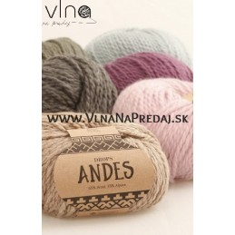 Andes 100g 90m