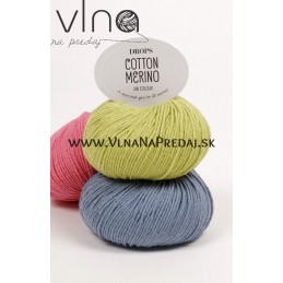 Cotton merino 50g 110m