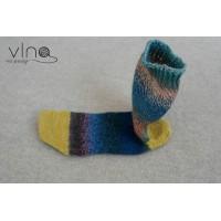 Pletenie ponožiek