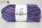 51 fialová melír