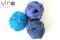 2343 modro fialová