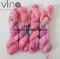 3 ružová fialová