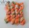 6 oranžová zelená