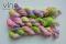 8 zeleno ružovo fialová