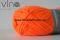 50 neónová oranžová